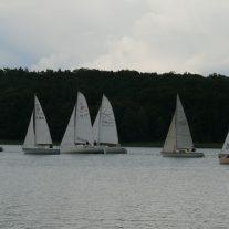Regaty Żeglarskie Stokrotka 2009