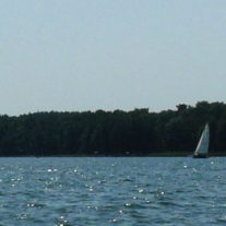 Regaty o Błękitną Wstęgę Jeziora Niesłysz 2013