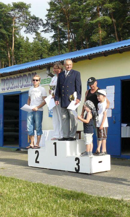 Regaty Żeglarskie o Puchar OW Kormoran 2014
